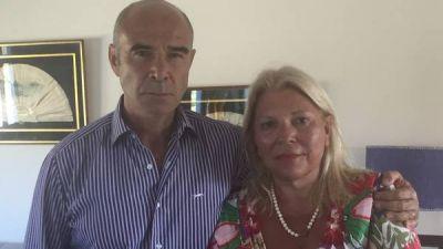 Carrió vincula hoy a la mafia de la Aduana con Moyano y Angelici