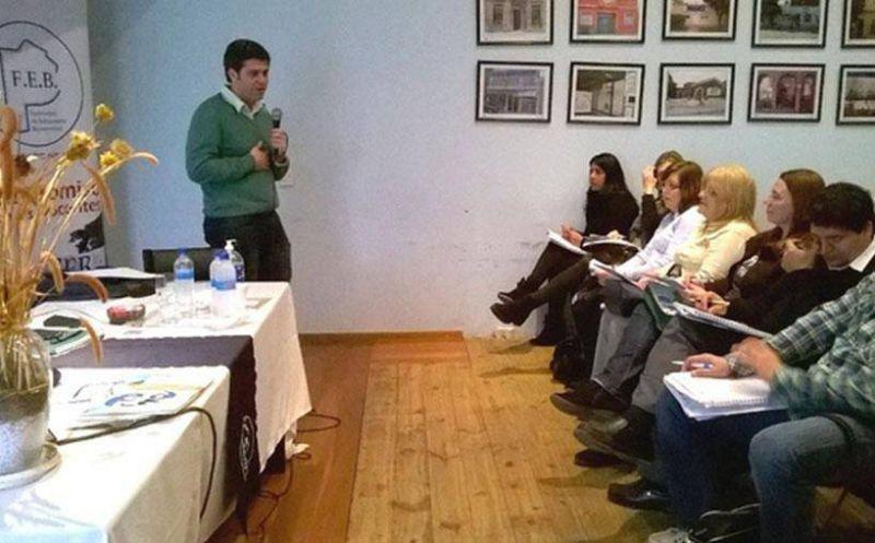 La Escuela Gremial de la FEB y una nueva jornada de su Diplomatura en Gestión Sindical