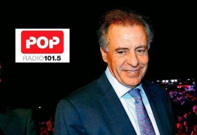 Embargan en 2,5 millones de pesos a Radio Pop, de Crist�bal L�pez