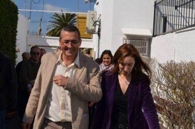 Vidal y Suescun entregaron escrituras a 120 familias en Rauch