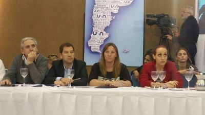 Meoni y Arata abogaron por una oposición constructiva al concurrir al encuentro