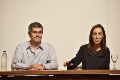 Vidal y Peña arman la mesa política provincial