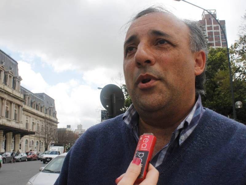 """Fernando Corsiglia: """"Estamos esperando que nos llamen a discutir salarios seriamente"""""""