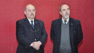 Nuevo mapa político: Tauber lanzó su candidatura a rector en la UNLP