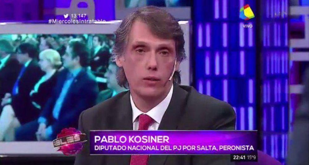 """Kosiner: """"El peronismo debe reconstruirse desde el reconocimiento de la sociedad"""""""