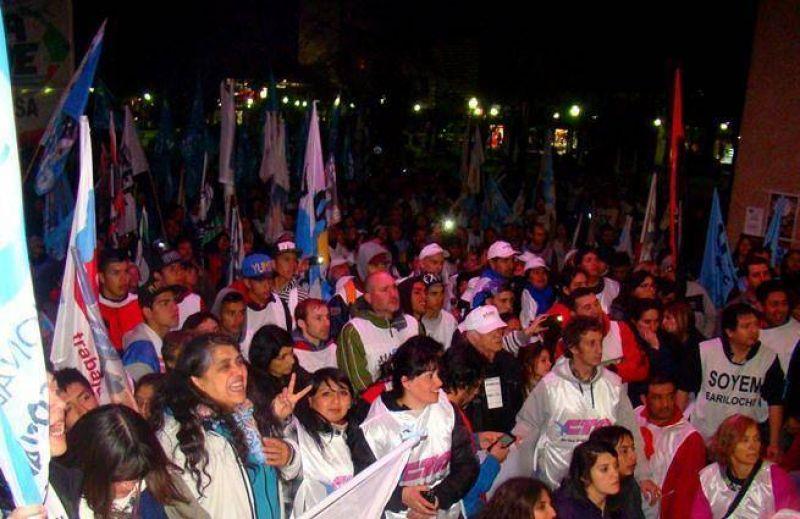 La Marcha Federal pasó por la capital provincial