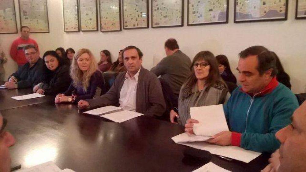 Agmer firmó acuerdo paritario que permitirá realizar concursos ordinarios de inicial y primaria