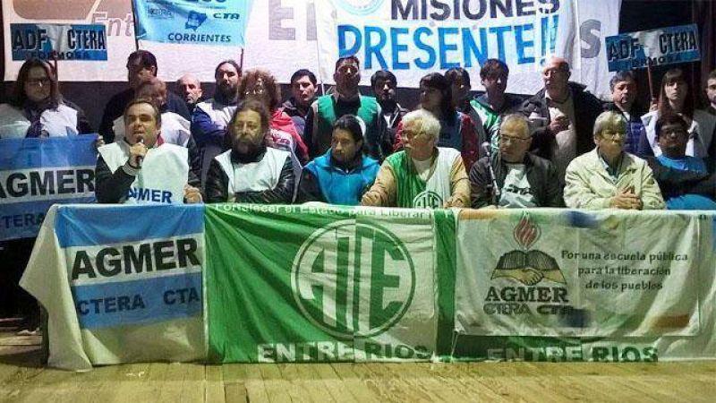 Entre Ríos se sumó a la Columna Noroeste de la Marcha Federal
