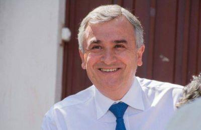 """Morales dijo que Jujuy """"apuesta a ganar la licitación"""" para la generación de energía renovable en la Puna"""