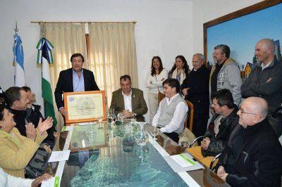 Provincia entregó aportes para proyectos comunitarios
