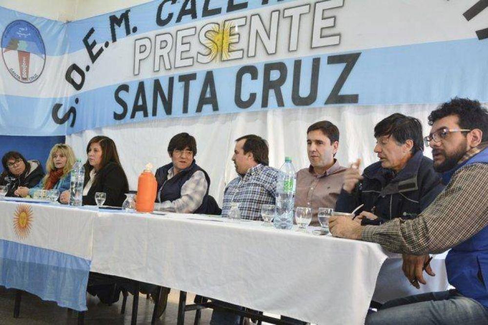 Julián Carrizo y el conflicto municipal: