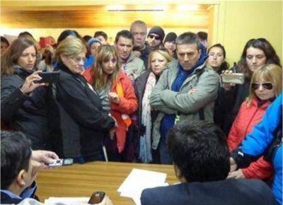 La Unión de Gremios impulsa un paro estatal provincial