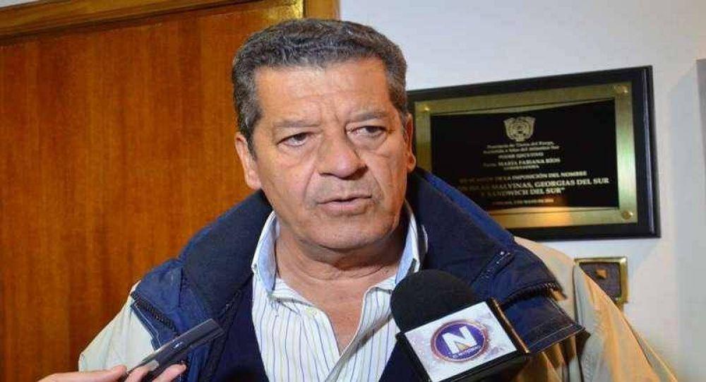 La doble mano de Maipú se denominará Jorge Alberto Garramuño