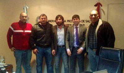 SUTCAPRA reclamó por la ley de Controladores en Salta