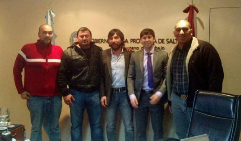 SUTCAPRA reclam� por la ley de Controladores en Salta