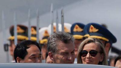 En el viaje al G20, Macri busca negocios con empresarios chinos