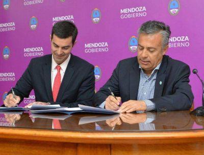 Urtubey y Cornejo acordaron la implementación de la boleta única electrónica