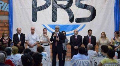 Nueva gestión del PRS: el domingo los renovadores están de Convención