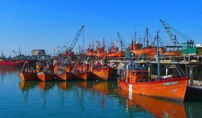 La CGT local, liderada por Váttimo, adhiere a la suspensión de actividades en el puerto