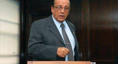 Mussi denunci� que el juez que orden� el allanamiento