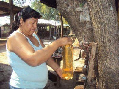 En Saucelito denuncian que toman agua contaminada