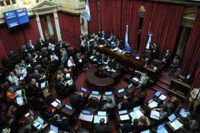 El Senado debatir� la Ley del Arrepentido y aprobar� la de