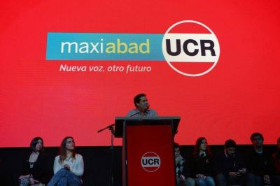 """Abad: """"El éxito de Cambiemos es el éxito del radicalismo"""""""