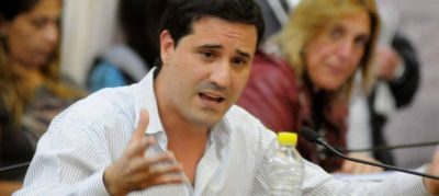 Maxi Abad: �Queremos fortalecer a Cambiemos�