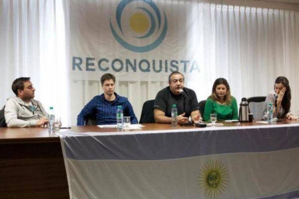 El secretario general de la CGT y diputados del Frente para la Victoria debatieron sobre los desafíos del peronismo