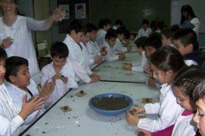 Buscan incentivar el cuidado del medio ambiente mediante talleres escolares