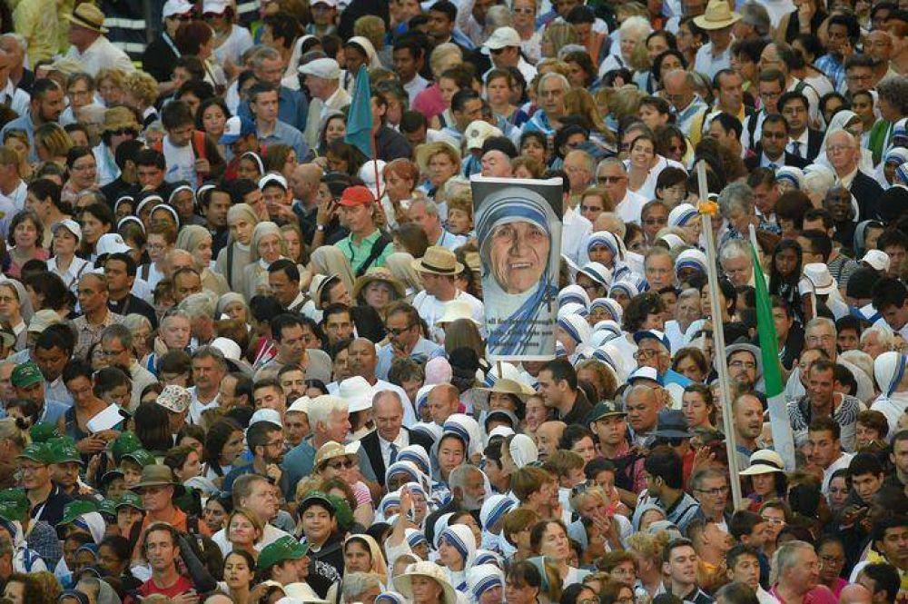 """""""Es Santa Teresa, pero seguiremos llamándola Madre"""""""