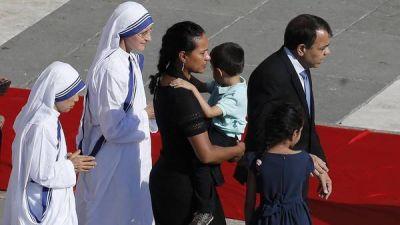 El segundo milagro de la Madre Teresa, presente en el Vaticano