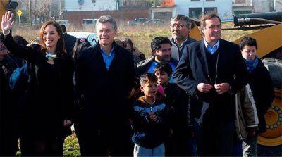 Vidal desminti� a Bressi y dijo que a Macri �le tiraron piedras� en Mar del Plata