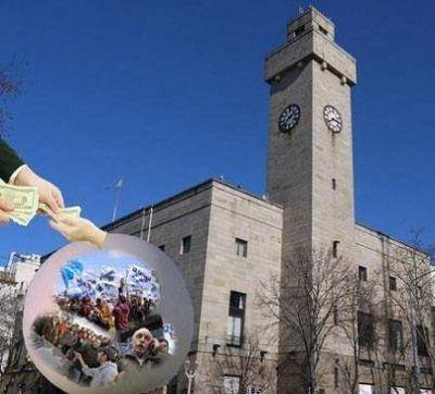 La gran bola K que agiganta el gobierno municipal