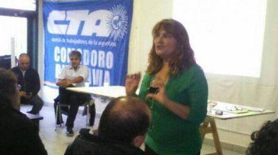 Dirigente sindical en la mira de ATECh