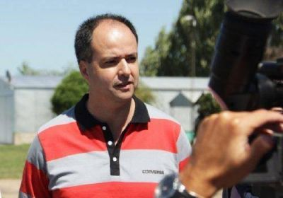 Martín Caso cargó contra Claudio Rossi