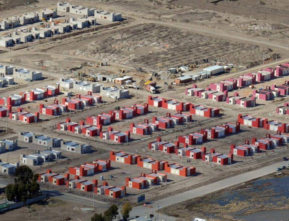 Se vienen 113 nuevas viviendas para Trelew