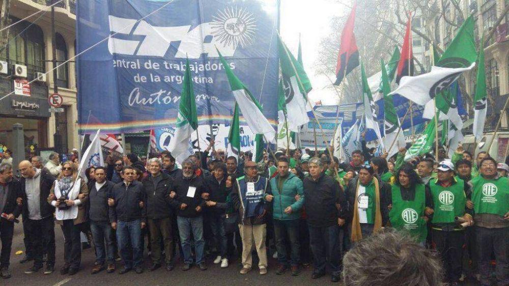 Catena llevó el reclamo local al ámbito nacional