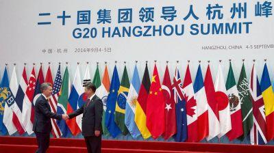 Las definiciones clave de Macri en el inicio de la cumbre del G-20