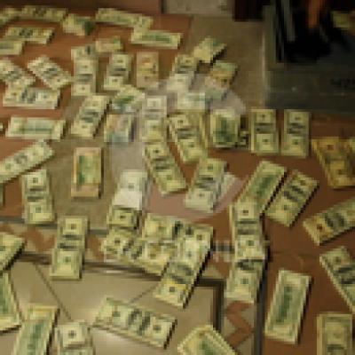 Detuvieron al capo bonaerense del juego clandestino: tenía casi un millón de dólares en la casa