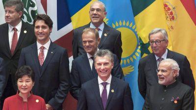 Macri se reunirá con Rajoy y Putin en su segundo día en la cumbre del G20
