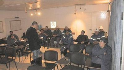 YCRT avanza en la capacitaci�n laboral de sus trabajadores