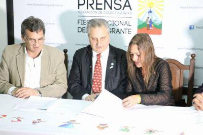 Convenio entra la Provincia y Nación permitirá ampliar políticas públicas en derechos humanos