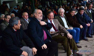 Colombi dio por hecho el avance de la reforma y dijo que en marzo se votará convencionales