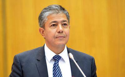 Rolando Figueroa se manifestó a favor de realizar audiencias públicas en la provincia