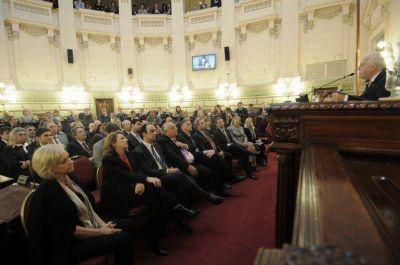 La Legislatura apura el voto de las medidas pedidas por Lifschitz