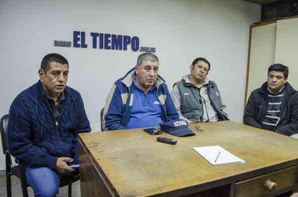 Trabajadores del SENASA, en estado de alerta