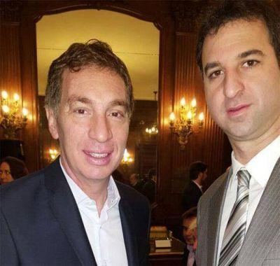 La DAIA junto a Diego Santilli