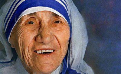 """""""Teresa de Calcuta veía en la humanidad una familia"""""""