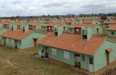 El Gobierno entregar� 81 viviendas en Or�n